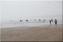 TA1281 : Filey Beach by N Chadwick