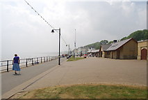 TA1280 : Promenade, Filey by N Chadwick