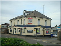 TQ7369 : The Alma public house, Strood by Stacey Harris