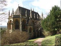 ST5071 : Chapel, Tyntesfield, Somerset by Graham Hogg