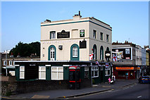 TQ3266 : Croydon:  The 'Windmill',  St. James' Road by Dr Neil Clifton