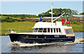 C8235 : Boat, River Bann near Coleraine (2) by Albert Bridge
