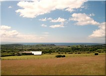 SH5340 : Hay meadows at Gwernddwyryd by Eric Jones