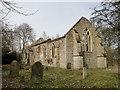TF9125 : Oxwick All Saints church by Adrian S Pye
