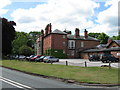 SJ6750 : Stapeley House, Stapeley by Alex McGregor