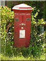 ST6911 : Holwell: postbox № DT9 4, Barnes Cross by Chris Downer