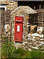ST6812 : Bishop's Caundle: postbox № DT9 14, Poll Bridge by Chris Downer