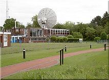 SJ7971 : Smaller radio telescope by Neil Owen