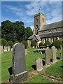 NZ0737 : Church and Churchyard, Wolsingham by Trevor Littlewood