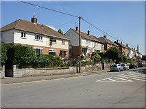 ST1166 : Plymouth Road, Barry Island by Jaggery