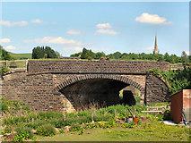 SD9311 : Newhey Road Bridge by David Dixon