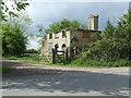 TM4094 : Derelict Building by Keith Evans