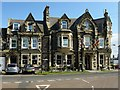 NU1734 : Victoria Hotel, Bamburgh by Andrew Curtis