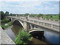 SJ5409 : Atcham new bridge by John Firth
