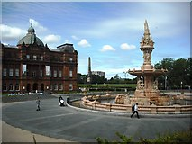 NS6064 : People's Palace on Glasgow Green by Jim Smillie