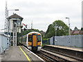 TR1457 : Canterbury East signalbox by Stephen Craven