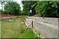 SJ3024 : Montgomery Canal restoration by John Haynes