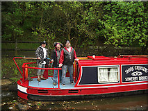 SD9726 : Pirates of the Calder Valley by michael ely