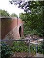 TM3973 : Railway Bridge near Bridge Farm by Adrian Cable