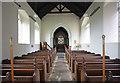 TF6918 : All Saints, Ashwicken, Norfolk - East end by John Salmon