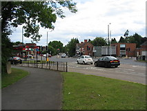 SP2778 : Crossroads, Tile Hill by E Gammie
