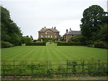 NZ5316 : Gardens at Ormesby Hall by DS Pugh