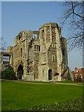 SK7954 : Newark Castle by Ashley Dace