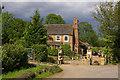 TQ2945 : Picketts Farmhouse by Ian Capper