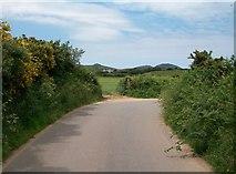 SH3434 : Sharp bend in the Gellidara road by Eric Jones