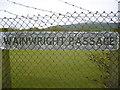 NY0113 : Sign on Wainwright's Coast to Coast Walk by Phil Catterall