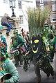 TQ8209 : Jack in the Green Festival 2010 - John Barleycorn? by N Chadwick