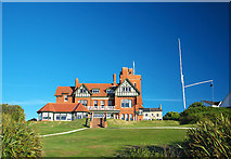 J5182 : The Royal Ulster Yacht Club by Rossographer