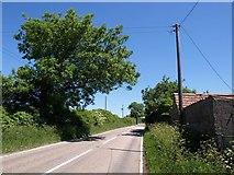 ST5252 : Plummer's Lane by Derek Harper