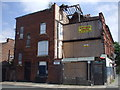 SJ3688 : Derelict buildings, Treborth St, Liverpool by John Lord