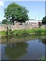 SK3536 : River Derwent, Derby by Malc McDonald