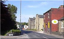SD9726 : Halifax Road, Sandbed, Hebden Bridge, West Yorkshire by Robert Wade