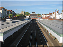 TQ7407 : Bexhill Station by Oast House Archive