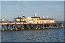 TQ8109 : Hastings Pleasure Pier by Oast House Archive