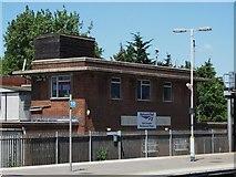 TQ3266 : (The former) East Croydon signal box by Mike Quinn