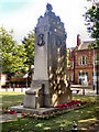 SJ8298 : Lancashire Fusiliers War Memorial by David Dixon