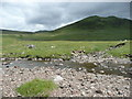 NO0369 : Confluence of Allt Ruigh nan Eas and  Allt Fearnach by Russel Wills
