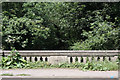 TL6969 : Road bridge over the River Kennett by Bob Jones
