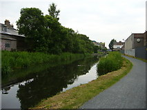 NT2472 : Union Canal at Viewforth by kim traynor