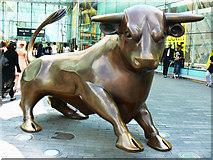 SP0786 : Bull, West Mall, Bullring, Birmingham by Brian Robert Marshall