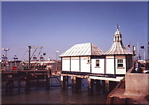 TM2532 : Halfpenny Pier, Harwich by nick macneill