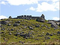 NZ0490 : Codger Fort by Andrew Curtis
