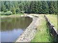 NR9673 : Tighnabruaich reservoir by John Ferguson