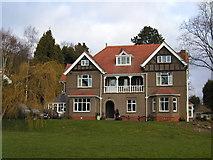 SO7744 : Malvern Youth Hostel, 18 Peachfield Road by John Brightley