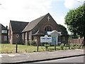 TQ3772 : Christ Church, Bellingham by Stephen Craven
