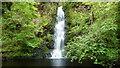 NH4414 : Falls of Knockie by Ian Stewart